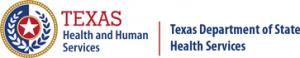 TX DSHS logo